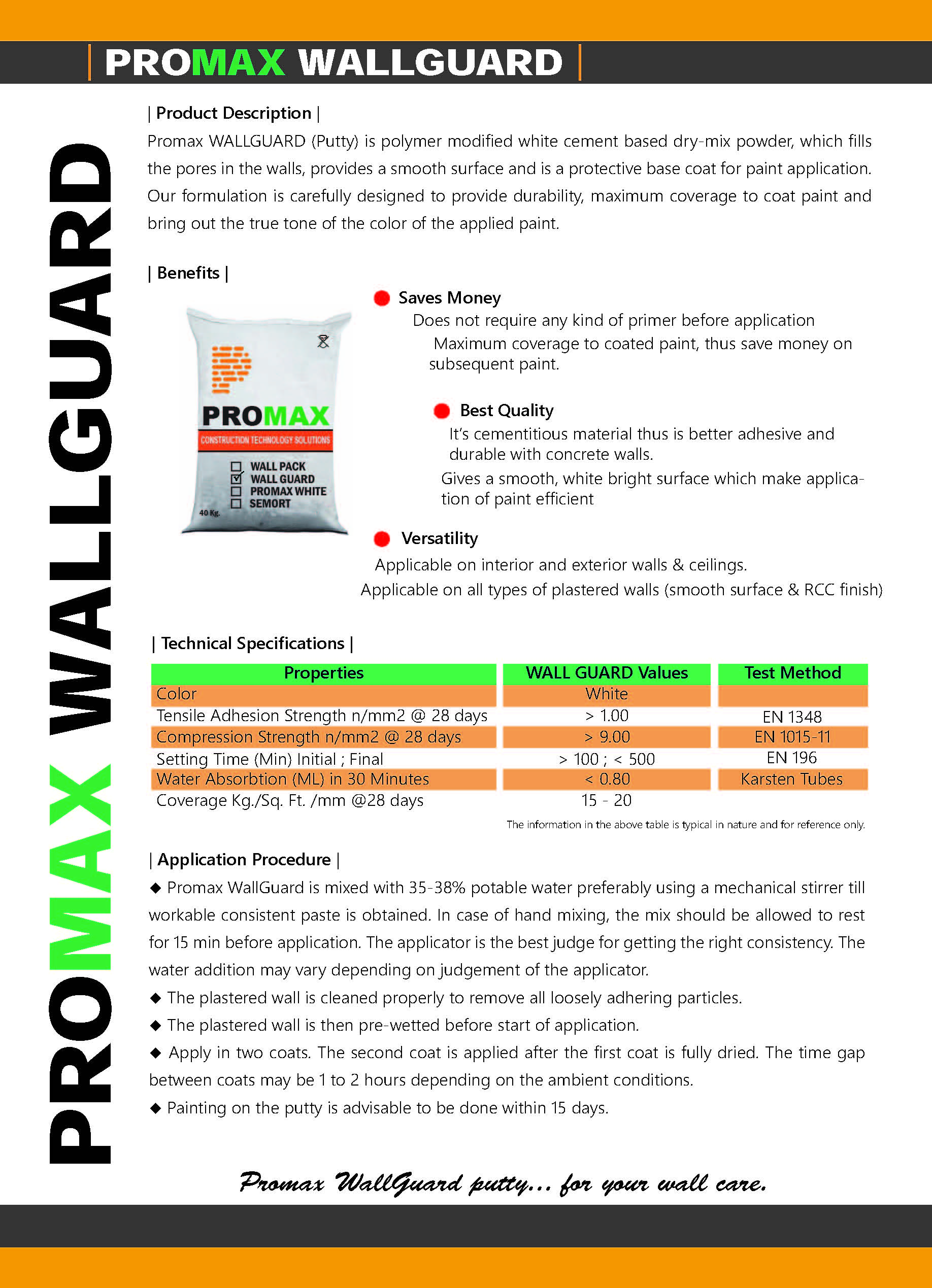 Promax India | Profile
